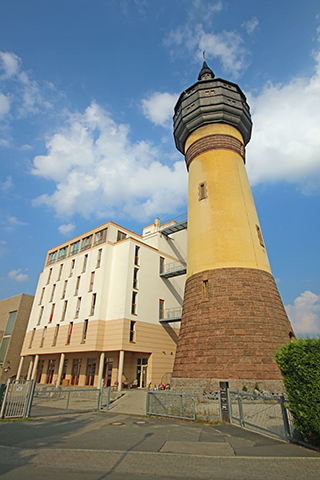 Beherbergungsbetrieb am Wasserturm, Seegewann, Frankfurt/Main