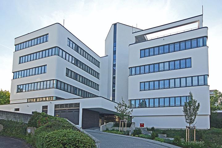 Bürogebäude, Abraham-Lincoln-Straße, Wiesbaden, Örtliches Aufmaß Mietfläche nach gif für Mietvertrag, Mietflächendokumentation in Plänen und Tabellen